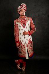 Wedding Wear Mens Sherwani