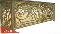 Steel Designer Railings