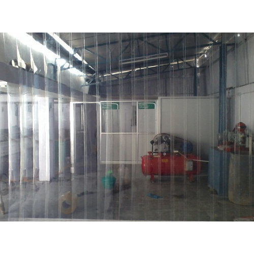 Multi Use Standard Transparent PVC Strip Curtains