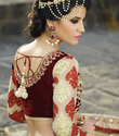 Colored Designer Bollywood Lehenga Choli