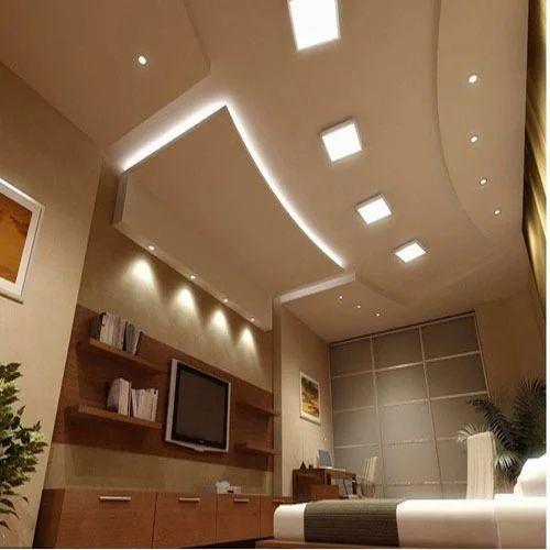 Pvc Ceiling At Rs 120 Square Feet Pvc False Ceiling