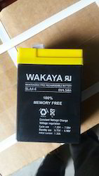 Wakaya Imported 6v 4.5ah Battery