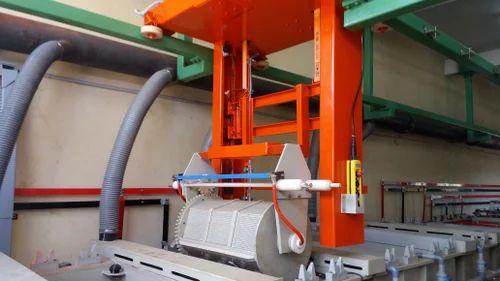 Automatic Zinc Electroplating Plant - Indus Automation