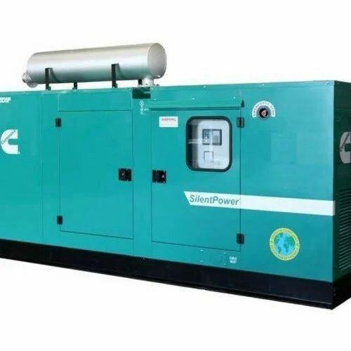 Single Phase Silent Power Generator Set 20kw