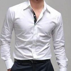 Men's Formal Institutional Shirt