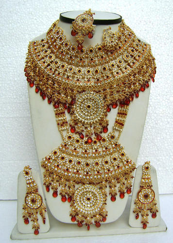 Marriage Necklace Set