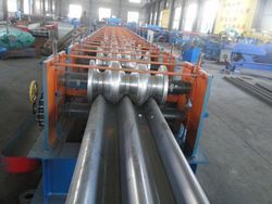 Guardrail Roll Forming Machines