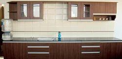 Residential Modular Kitchen, Warranty: 1-5 Years