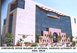 Corporate Office Building Of National Highways