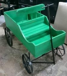 Cart Planter Trolley