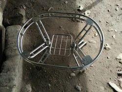 Steel Tea Table