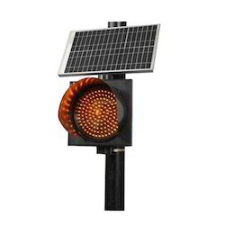 Solar Traffic Blinker