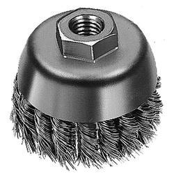 Knotted Cup Type Wire Brush