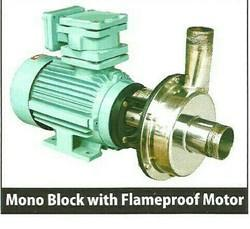 MONOBLOC DIESEL   FLAME PROOF PUMP