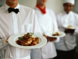Catering Full Service