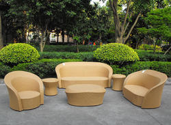 Outdoor Rattan Set