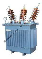 Corrugated type Transformer