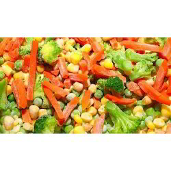 Fresh Frozen Mix Vegetable