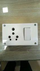 3 In 1 Switch Socket