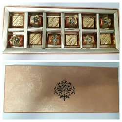Festive Handmade Chocolate