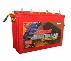 Exide InvaTubular IT500, Capacity: 100-150 Ah, 12 V