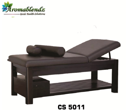 Aromablendz Wooden Massage Bed CS 5011