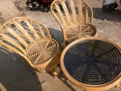 Manufacturer of Cane Chair & Cane Table by Abdul Rahmaan Kane