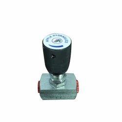 APPLE Hydraulic Needle Valve, For OIL