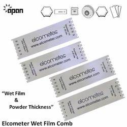 Wet Film Combs