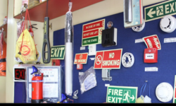 Fire Security Equipment