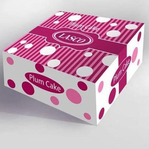 Stylish Cake Box At Rs 12 Piece Pallikkara Ernakulam ID