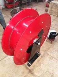Cable Reeling Drum With Side Stands