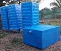 FRP toilet with  Bio Tank