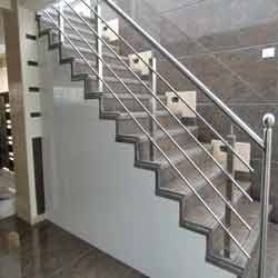Stainless Steel Railing Works in India