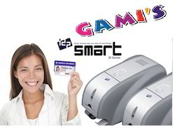 Photo Id Card Printer Smart 30d - Dual Side