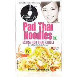 Ching's Pad Thai Noodles Green Curry 130 g