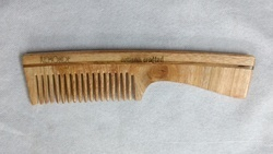 7 Handle Neem Wood Comb