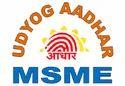 SSI Udyog Aadhaar Memorandum MSME SME