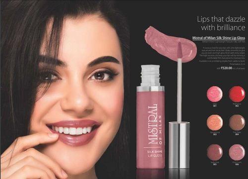 e09017d7d MISTRAL OF MILAN Silk Shine Lip Gloss