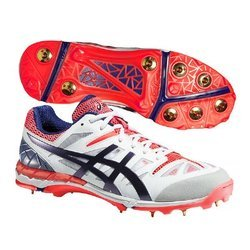 120cce919fa128 Asics GEL-ODI Cricket Half Spike Cricket Shoes