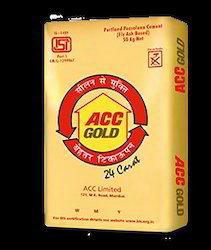 ACC Gold, Packaging Type: Paper Sack Bag
