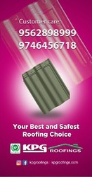 Roof Tiles In Kannur Kerala Get Latest Price From