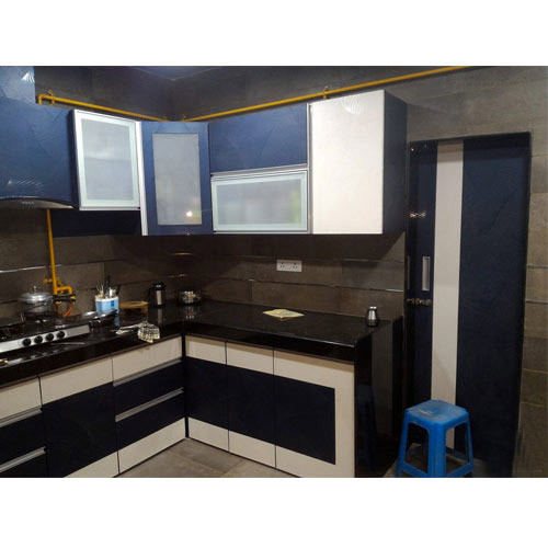 PVC Lepotica The Kitchen Modular Kitchen Furniture, Rs