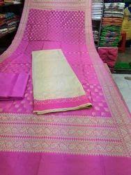 Banarsi Top With Heavy Silk Dupata
