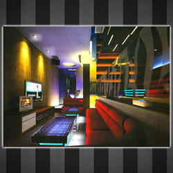 Reception Interior Decoration Services