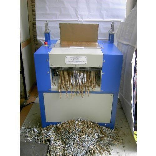 Mono Cartons Shredder Machine - Mono Cartons Shredder Machine ...