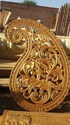Golden Traditional Decoration Items