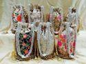 Georgette Designer Potli Bag