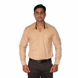 Apricot Plain Shirt
