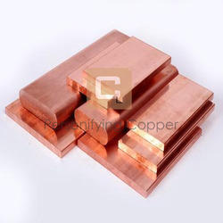 Oxygen Free Copper Bus Bars